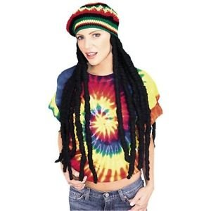 Madcaps The Party Shop Bob Marley Wig