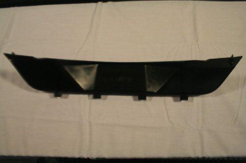 CarPartsDepot 343-44124-11 Front Bumper End Cover Lower Grille Left Driver Side TO1038115