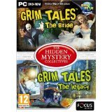 Grim Tales 1 & 2 - The Hidden Mystery Collectives (PC DVD) (PEGI Rating: Ages 12 and Over)