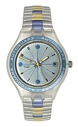 Swatch Swiss Auto Quartz Watch STK402A