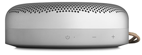 B&O PLAY A1 Portable Wireless Bluetooth Speaker (Natural Silver)