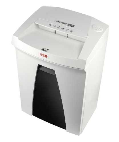 Hsm Securio B22C, 12-14 Sheet, Cross-Cut, 8.7-Gallon Capacity Shredder
