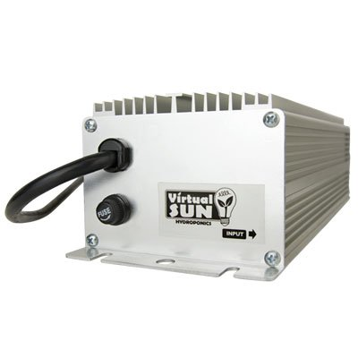Virtual Sun VS400WDB 400-Watt Digital Grow Light Ballast