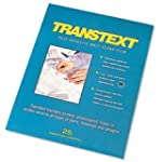 West Film 244110 Transtext Lot de 25...