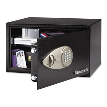 Sentry Safe Electronic Lock Security Safe [Office Product] Pno: X105
