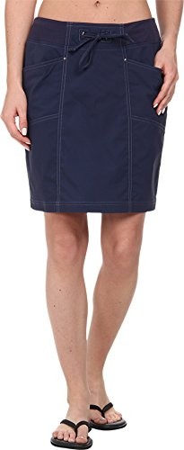 Royal Robbins Women's Jammer Skirt, Deep Blue, X-Small Royal Robbins Canvas Shorts