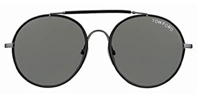 Tom Ford Samuele Tf246 Black Gray Sunglasses