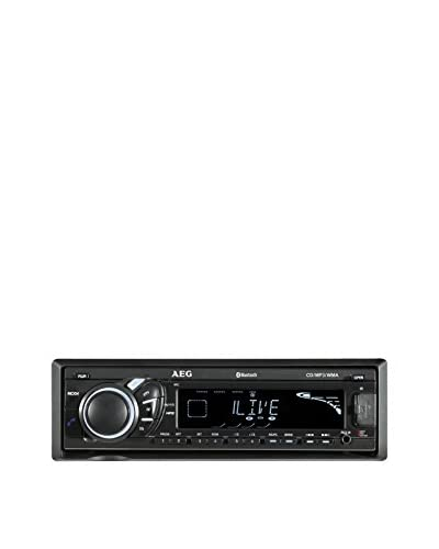 AEG Autorradio CD/USB/CR/MP3/BT AR4025
