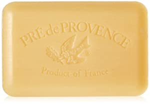 Pre De Provence Provence and Sandalwood Frost Wrapped Soaps Gift Box