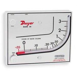 Dwyer Mark II Model 25 Manometer