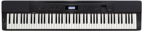 Buy Bargain Casio PX350 BK 88-Key Touch Sensitive Privia Digital Piano with AIR Acoustic and Intel...