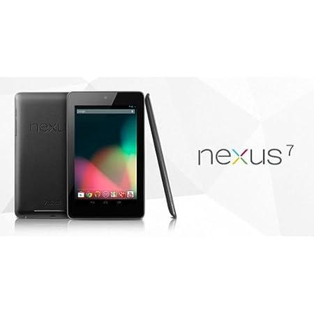 ASUS TeK Googleタブレット Nexus 7 (Wi-Fi + 3Gモデル) 7型ワイド・SIM FREE対応 Nexus7-32T