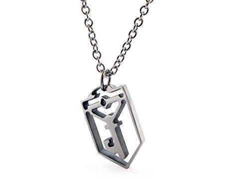 ingress-resistance-key-collier-en-acier-inoxydable-fait-a-la-main-longueur-45-5cm