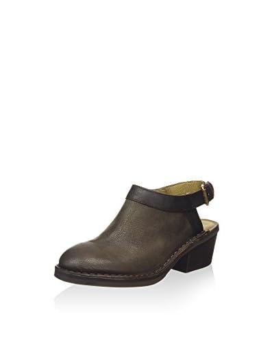 FLY London Ankle Boot beige/khaki