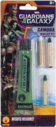 [Guardians of the Galaxy - Deluxe Adult Gamora Make Up Kit (Sold by 1 pack of 3 items) PROD-ID :] (Deluxe Gamora Costumes)