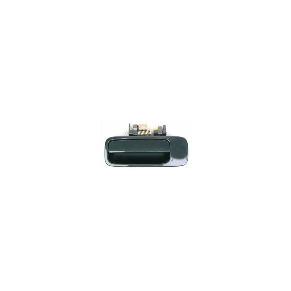 #B467 Motorking Toyota Camry Green 6R1 Replacement Rear Driver Side Outside Door Handle