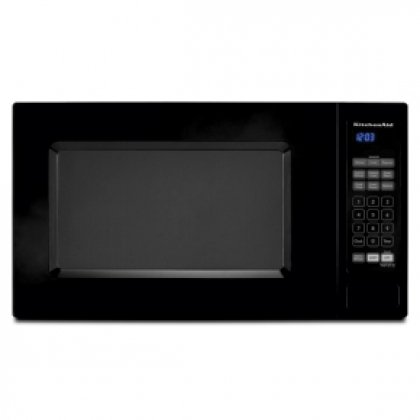 on KitchenAid Architect Series II KCMS1555SBL 1.5 cu. ft. Countertop ...