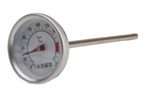 Captain stag (CAPTAIN STAG) smoker thermometer M-9499