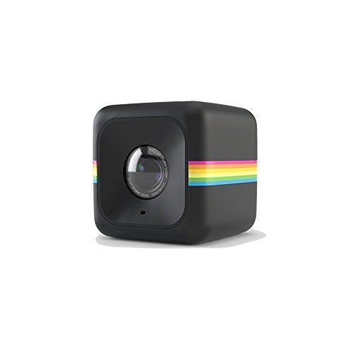 Polaroid Cube HD 1080p Lifestyle Action Video Camera (Nero)