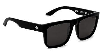 Buy Spy Discord Alternative Fit Black Happy Polar W  Black Mirror 57 17 145 by Spy