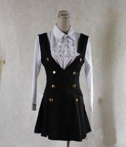 Boku Ss Karuta Roromiya Cosplay Costume , Size M(5'1-5'3,100-110 Pounds Pounds)