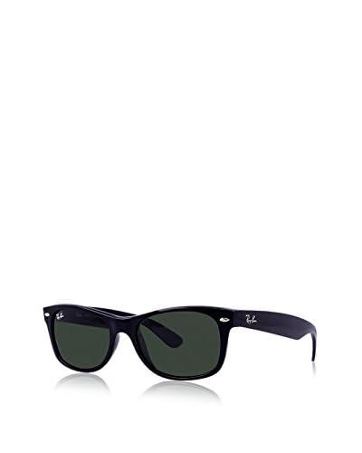 Ray-Ban RB2132 - New Wayfarer Non-Polarized Sunglasses, Black Frame
