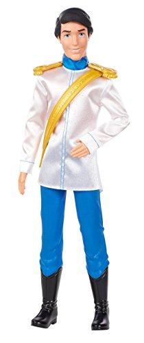 Mattel Disney Princess BDJ08 - Märchenglanz Prinz Eric Modepuppe