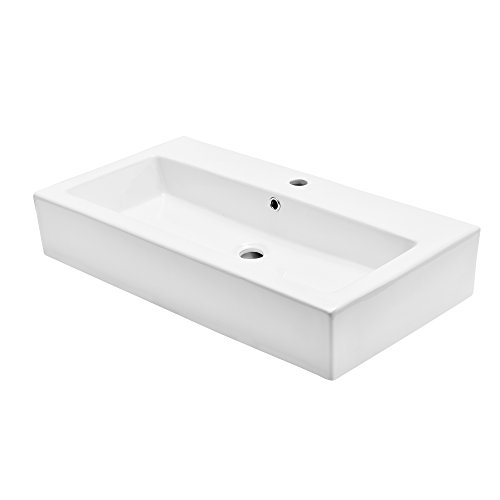 neuhaus-Waschbecken-aus-Keramik-80x435cm-wei-zur-Wandmontage-Gste-WC