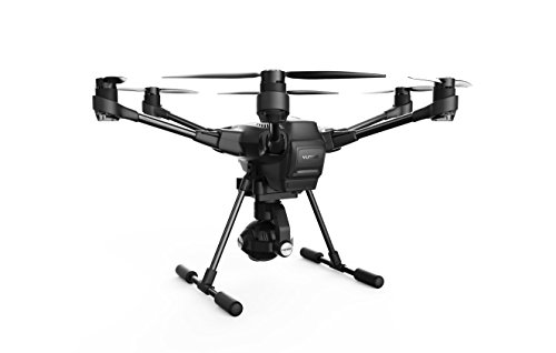Yuneec Typhoon H UHD 4K Collision Avoidance Hexacopter Drone with Battery and...