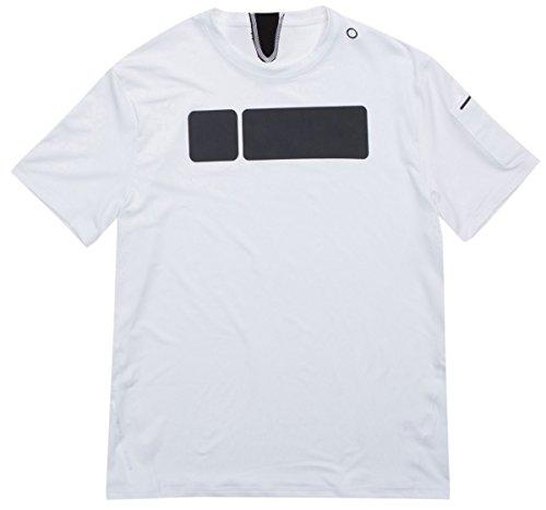 Freddy D.I.W.O.® Pro Tee Perfect Fit T-Shirt Uomo Bianca (L)