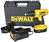 Advanced DEWALT - DC970K-GB - DRILL DRIVER, 18V, 2X1.3A - Min 3yr Cleva Warranty