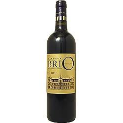 Chateau Brio de Cantenac Brown Rouge Margaux Bordeaux France 2009 Wine, 75 cl