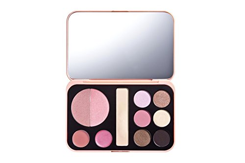 BH Cosmetics Forever Nude Eye, Lip and Cheek Palettes