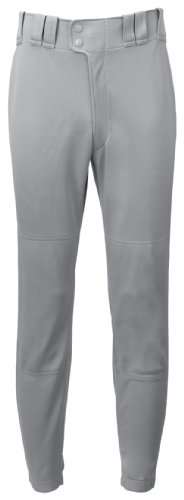 Mizuno Youth Select Pant (Gray, Small)