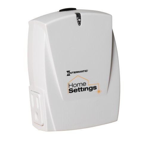 Intermatic HA02C Home Settings Wireless Heavy-Duty Plug-In Appliance Module (Zwave Plug In Module compare prices)