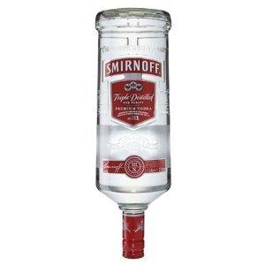 Smirnoff discount duty free Smirnoff Red Label Russian Vodka 3 Litre Jeroboam Bottle