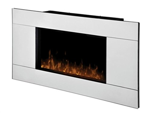 Dimplex Reflections Wall Mount Electric Fireplace