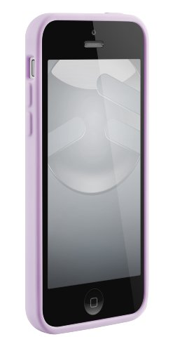 SwitchEasy NUMBERS TPU Case for iPhone 5c - Retail Packaging - Baby Lilac