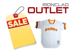 Ironclad Memorabilia outlet