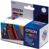 Epson Stylus C 44 - Original Epson C13T03704010 / T037 - Cartouche d'encre Couleur - 25 ml