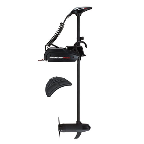 Motorguide Wireless W45 Freshwater Bow Mount Trolling Motor - Wireless Foot Pedal - 12V-45Lb-54""