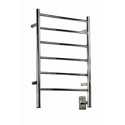 Amba Js0-20 Jeeves Wall Mount Electric Straight Towel Warmer - Oil Rubbed Bronze
