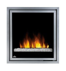Napoleon 30 in. Electric Fireplace Insert with Glass Embers photo B0057GRMI0.jpg