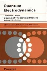Course of Theoretical Physics, Volume 4. Quantum Electrodynamics