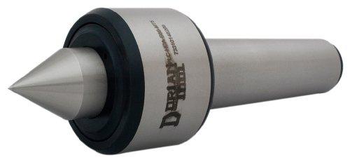 Dorian Tool PLC-HDA-INT Perfetta Morse Taper#5 Chromium-Molybdenum Alloy Steel Heavy Duty Interchangeable Point Live Center, 60 Degree Point, 1-3/8