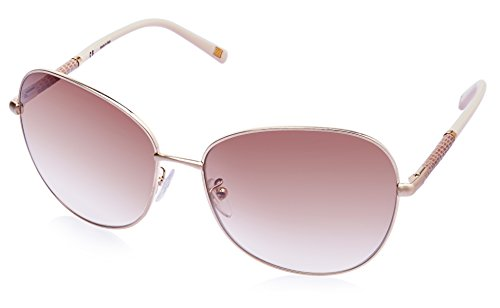 Escada Escada Oversized Sunglasses (Golden) (SES 805|383X|61) (Yellow)