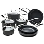 Cuisinart 68-12W Classic 12-Piece Hard Anodized Nonstick