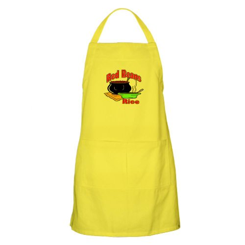 Cafepress Red Beans And Rice BBQ Apron - Standard