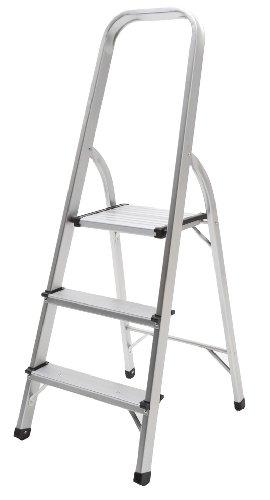 Ladders Scaffolding Tricam Aul 3 Lite Step Aluminum 3