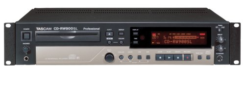 Tascam CD-RW900SL - CD recorder